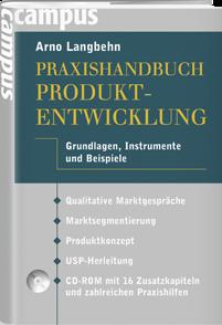 Praxishandbuch Produktentwicklung Umschlag